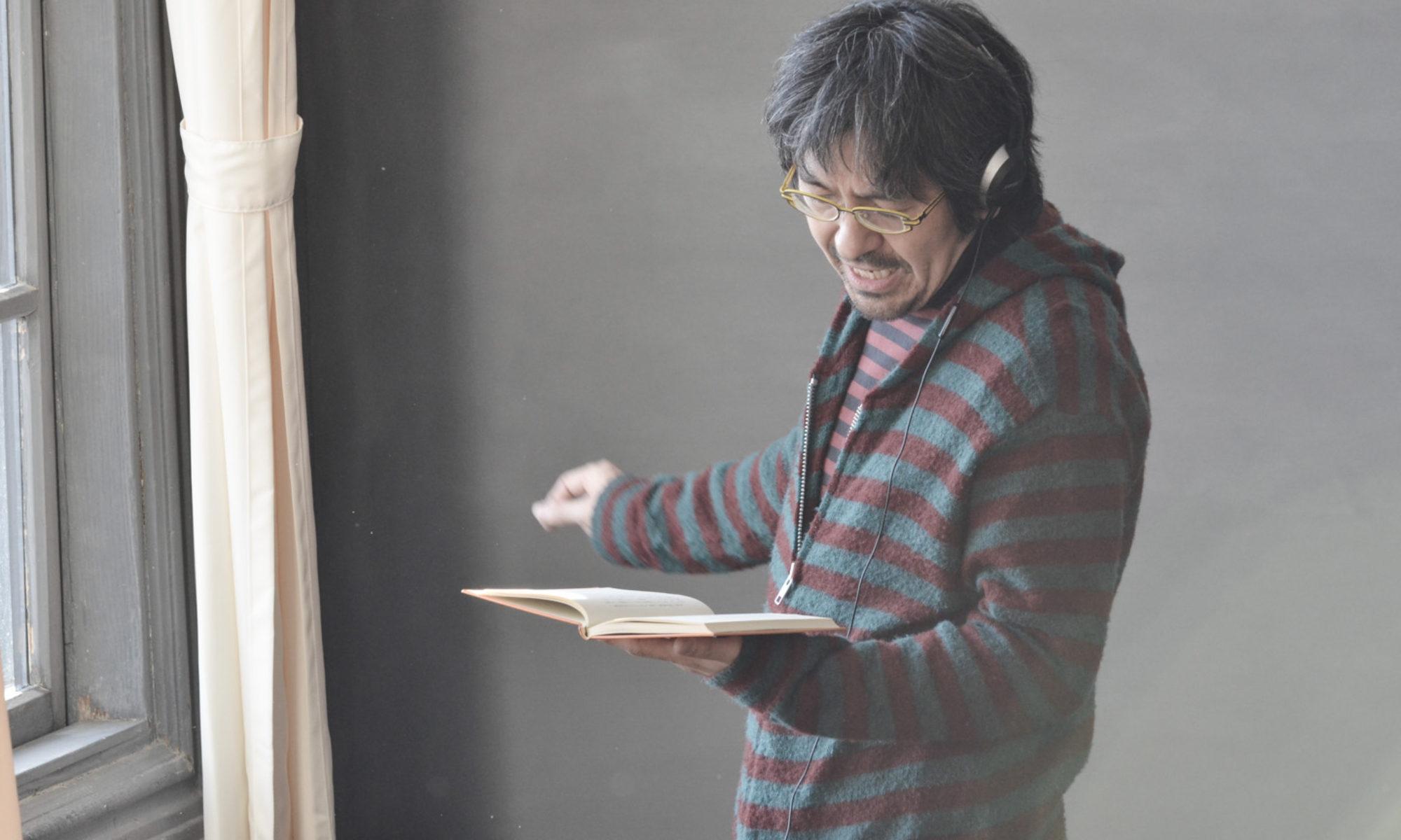 作家デビュー20周年×期間限定×公式ウェブサイト 『古川日出男のむかしとミライ』