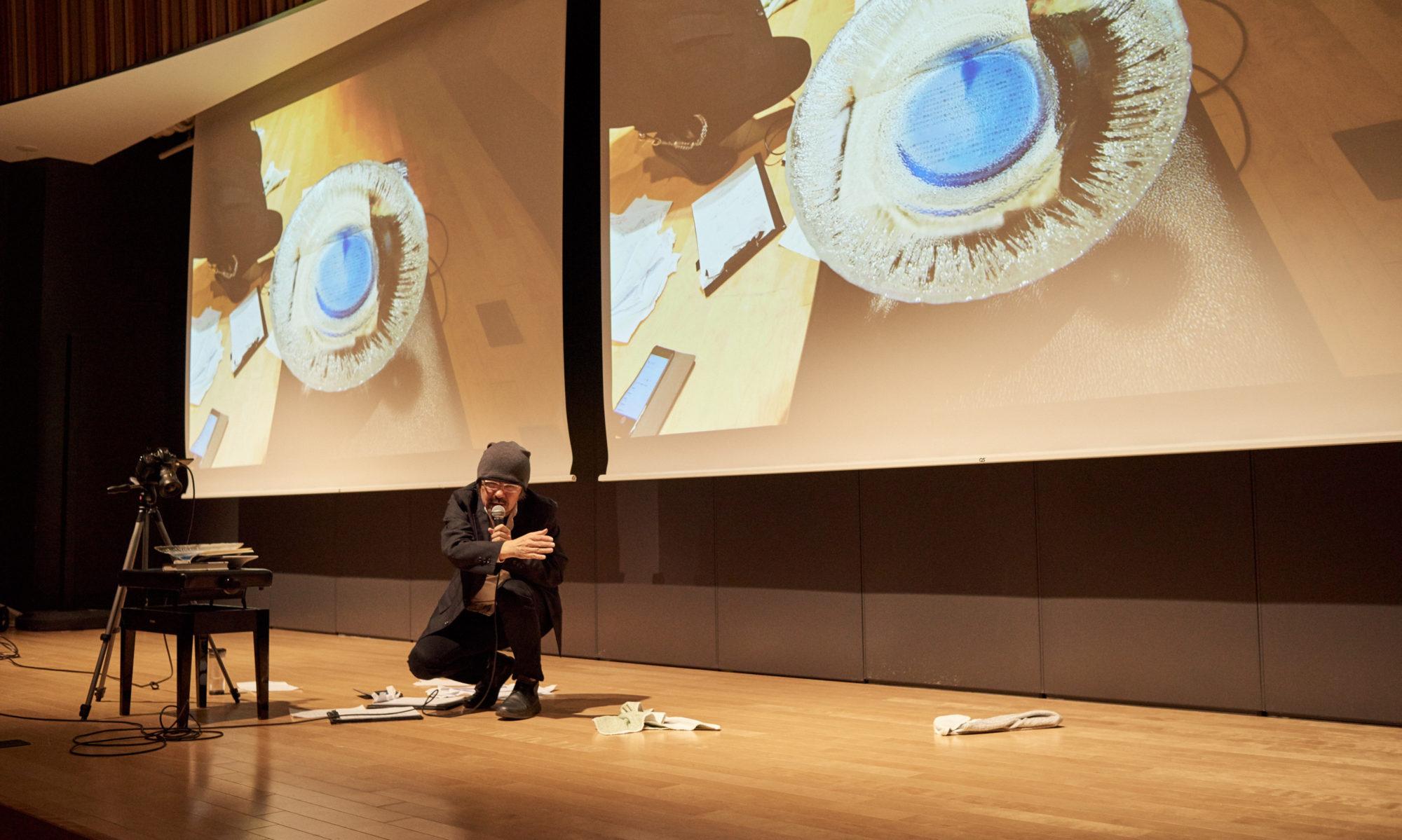 作家デビュー20周年×公式ウェブサイト『古川日出男のむかしとミライ』